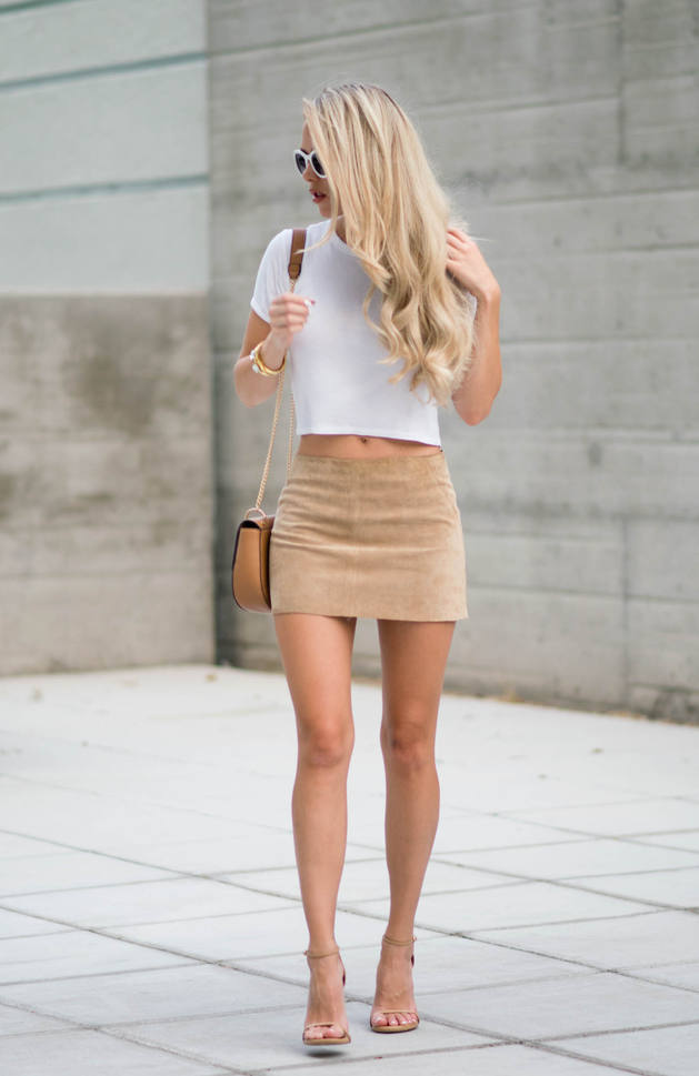 look-verão-2015-2016-sued-skirt-suedine-camurça-looks-como-usar